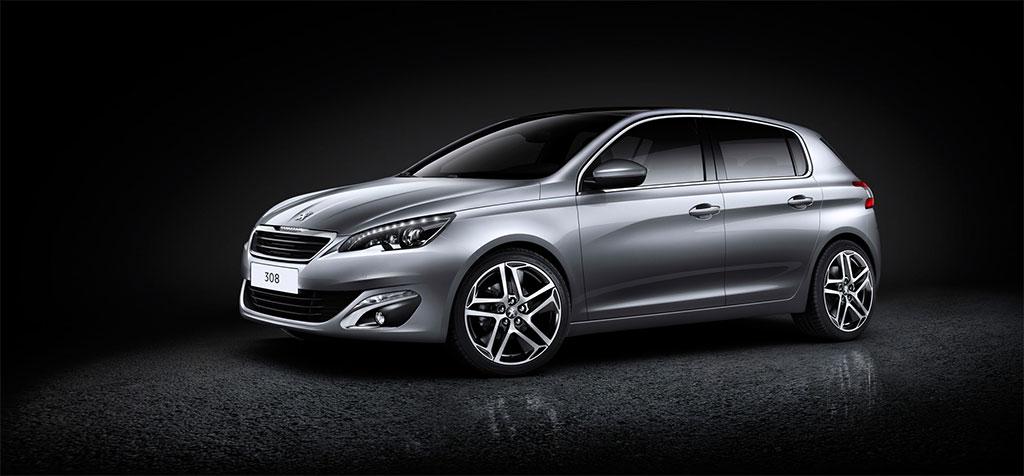 Der NEUE Peugeot 308 in drei Ausstattungslinien ab Oktober 2013